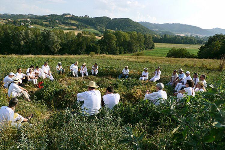 farmers at Tenuta di Fassia