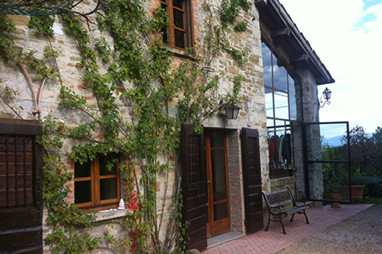 Tenuta di Fassia, Gubbio, Italy