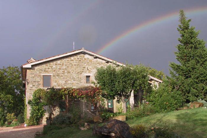 a guest house at Tenuta di Fassia